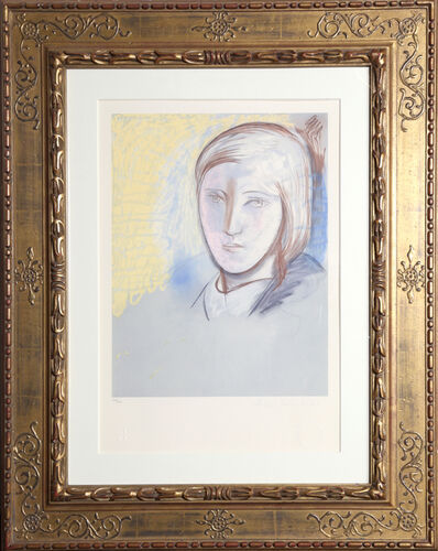 Pablo Picasso, 'Portrait of Marie Therese Walter, 1927', 1979-1982