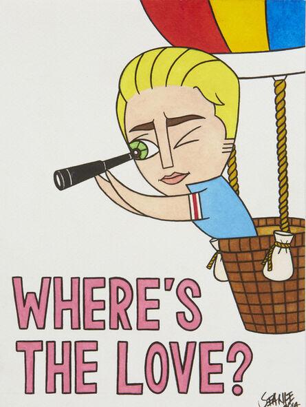 Jeanie Lee, 'Where's the Love', 2015