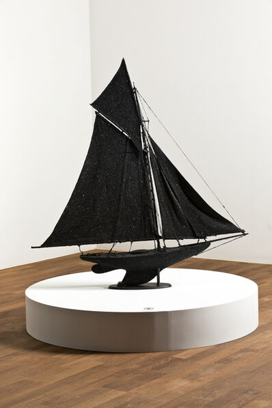 Radcliffe Bailey, 'Untitled (Voyager)', 2007