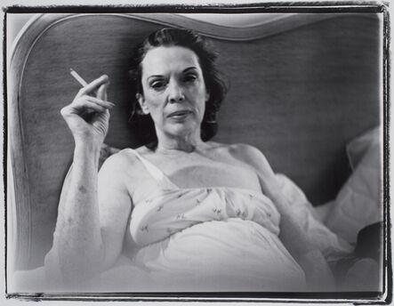 Marilyn Minter, 'Coral Ridge Towers (Mom Smoking)', 1969