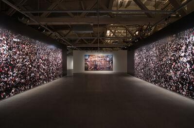 Rashid Rana, 'Crowd', 2013