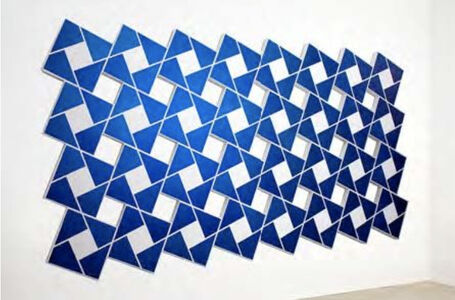 Steven Naifeh, 'Ajlun XII: Venetian Blue', 2002