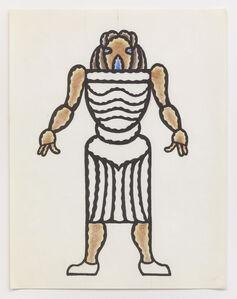 Ray Yoshida, 'Untitled', c. 1972