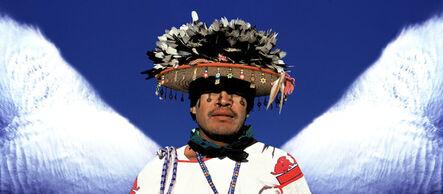 Antonio Briceño, 'Tamatz Kallaumari, dios del venado. Cultura Huichol', 2002