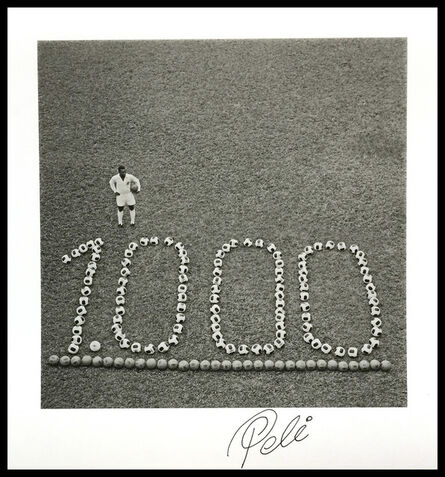 Sergio Jorge, 'Pelé, 1000 gols'