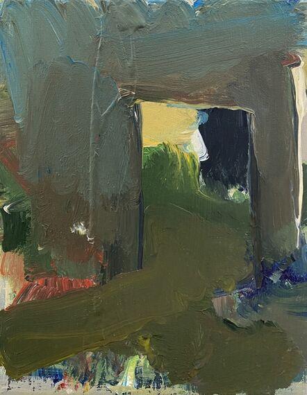 Gustas Jagminas, 'Those Doors (VIII)', 2020