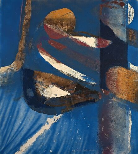 Syd Solomon, 'Three Mile Vigil', 1971