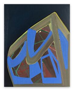 Ashlynn Browning, 'Glow (Abstract painting)', 2018