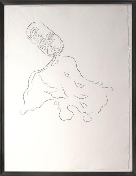 Andy Warhol, 'New Coke Drawing ', 1985