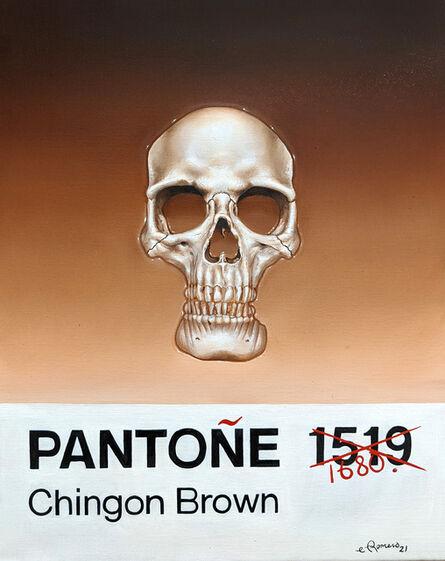 Eric Romero, 'Puro Chingon', 2021