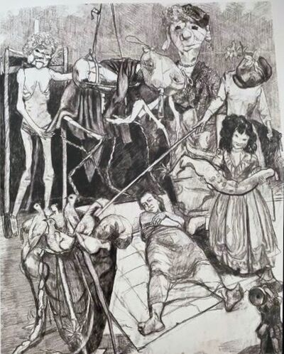 Paula Rego, 'The Procession', 2007
