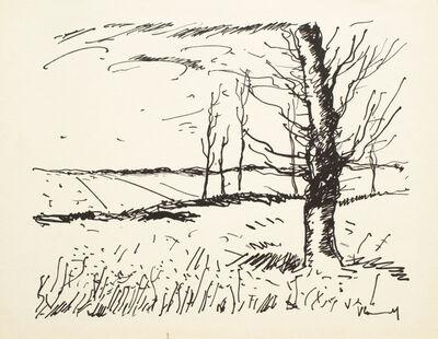 Maurice de Vlaminck, 'The Valley of the Avre', 1886-1958