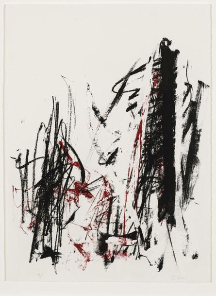 Joan Mitchell, 'Trees', 1992