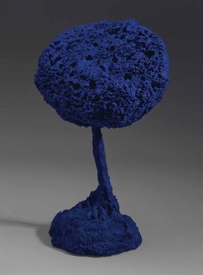 Yves Klein, 'UNTITLED BLUE SPONGE SCULPTURE (SE 181)', 1960-1961
