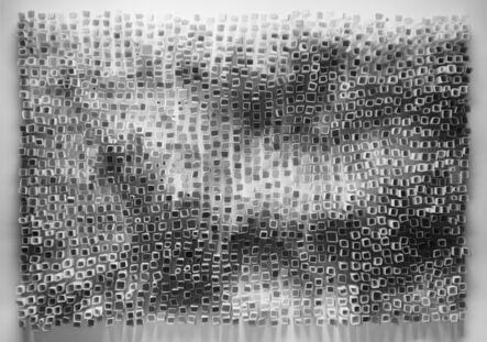 Christiane Feser, 'Partition 128', 2019