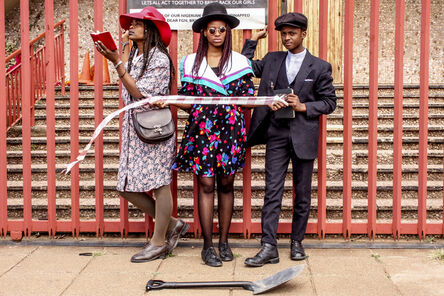 Mantala Nkoatse & Zivanai Matangi, 'Ke lorile ke robetse: In my sleep I dreamt I was sleeping (Bring Back Our Girls)', 2019