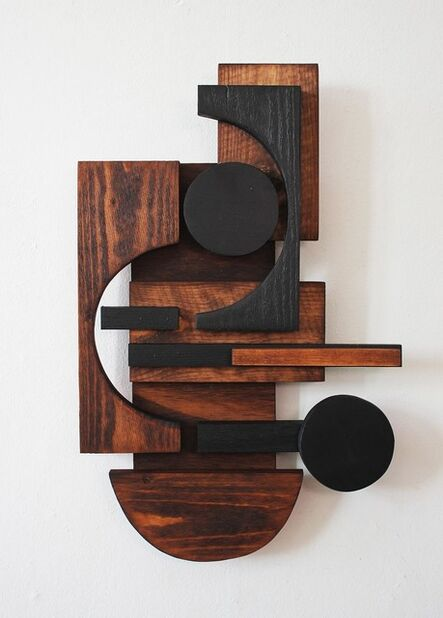 Tilde Grynnerup, 'Anchor and pole', 2020