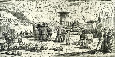 Sandow Birk, 'Degradations from Depravities of War', 2007