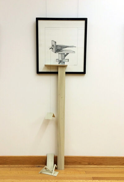 David deVillier, 'The Birdhouse Builder'