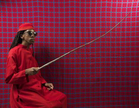 Sikhumbuzo Makandula, 'Dictator I', 2016