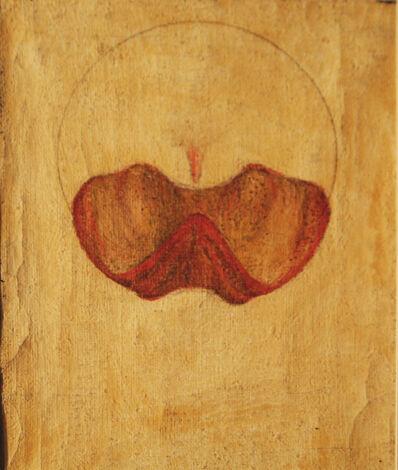 Paul Neagu, 'Human tongue', ca. 1972