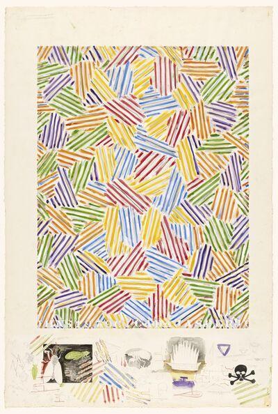 Jasper Johns, 'Cicada', 1979