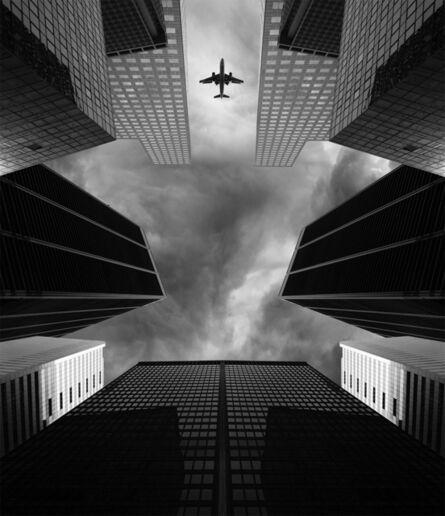 Jack Savage, 'Up Above the Skies', 2020