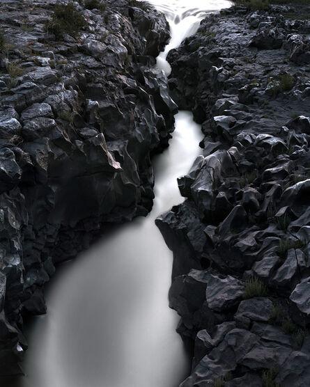 Laura McPhee, 'Big Wood River Crossing A Lava Flow, Lincoln County, Idaho, 2017'