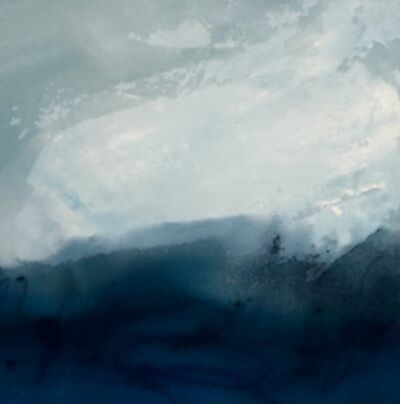 Melissa Herrington, 'Shimmering , waves entangling / Hamptons series n.17', 2021