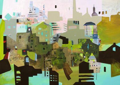 Sandy Litchfield, 'Solidity City', 2013