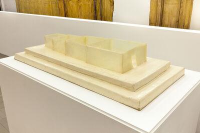Heidi Bucher, 'Untitled (Casein glue house)', ca. 1976-1983