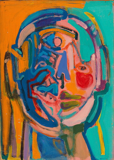 Susan Tepper, 'Untitled (from the Heads Series)', 1978-1983