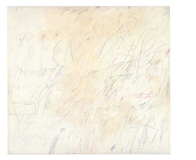 Cy Twombly, 'Arcadia', 1958