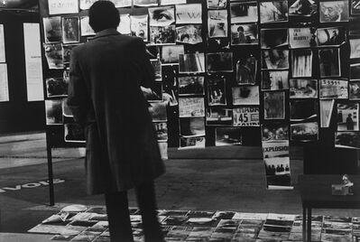 "Takuma Nakahira, 'From ""Circulation: Date, Place, Events""', 1971"