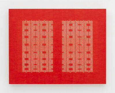 Brian Randolph, 'Red Pages', 2020