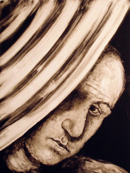 John Kirby, 'Looking On ', 2004