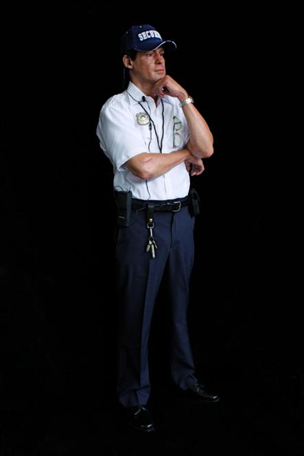 Marc Sijan, 'Standing Guard (MS)', 2014