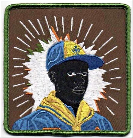 Kerry James Marshall, 'Cub Scout (for Museum of Contemporary Art, Los Angeles)', 2017
