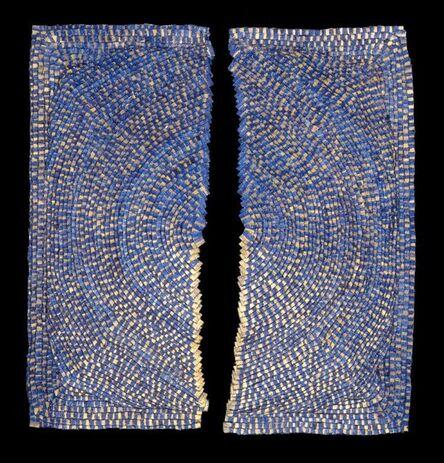 Olga de Amaral, 'Pozo Azul 3', 2012