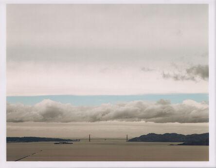 Richard Misrach, 'Golden Gate 3-19-99', 1999