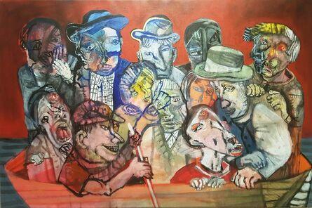 Sergio Moscona, 'Low tide IV', 2018