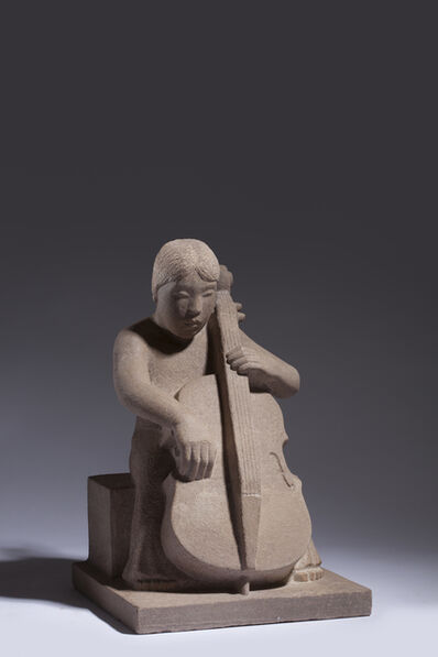 Dong Woo Kim, 'Woman Playing Cello', 2014