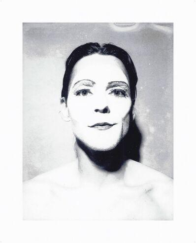 Ulay, 'Untitled (White Mask)', 1974