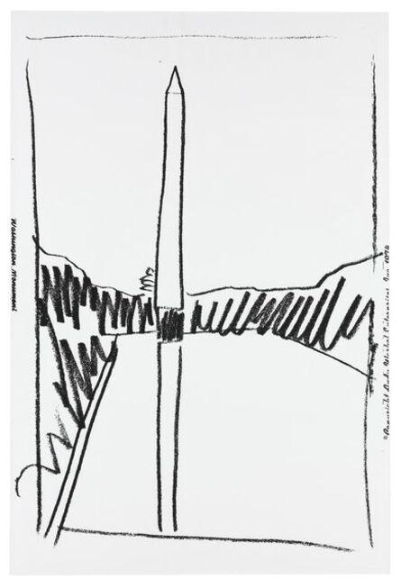 Andy Warhol, 'WASHINGTON MONUMENT FS IIIB.2', 1974