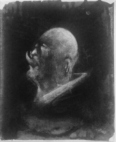 Bernardí Roig, 'Self portrait with tongue', 2016