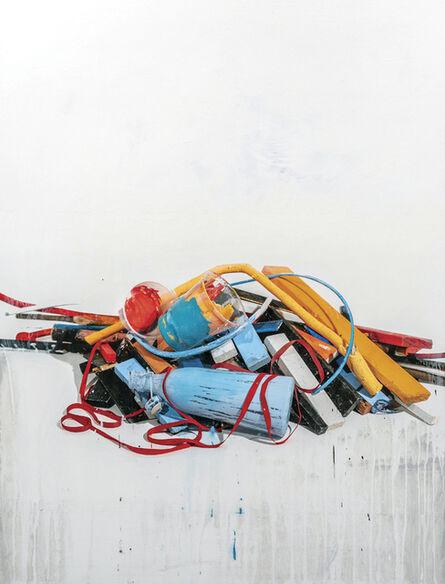 Andre Petterson, 'Hullabaloo', 2018