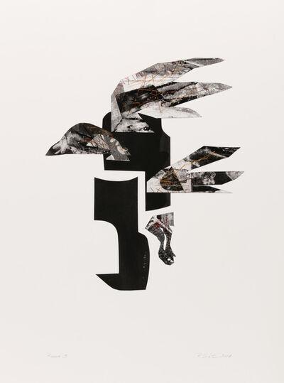 Ramona Sakiestewa, 'Raven 3', 2017