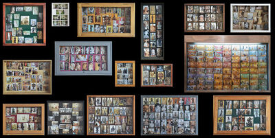 Nicolas Grospierre, 'Collection of Typology', 2011-2014