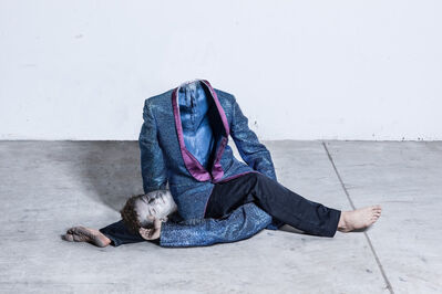 Oskar Dawicki, 'Desecrator's gymnastics [4]', 2013