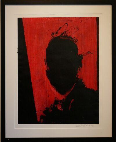 Richard Hambleton, 'Shadow Head Portrait', 2004